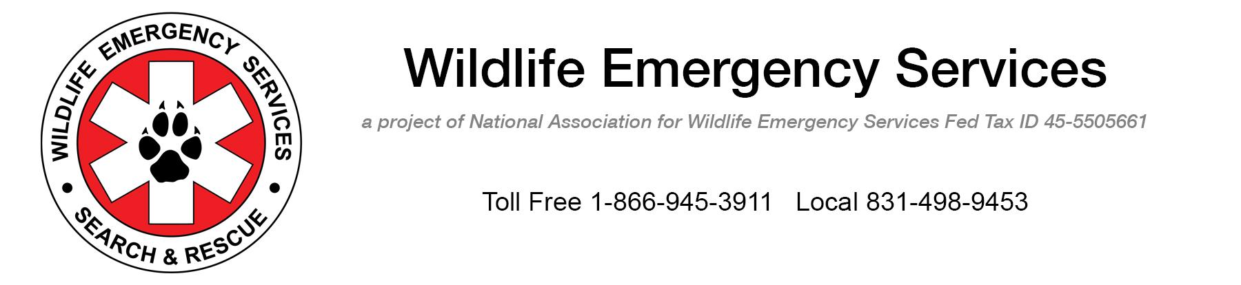 Wildlife Emergency Services